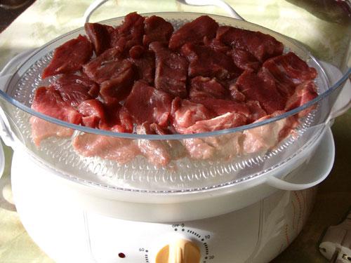 Блюда из мяса в пароварке