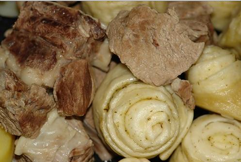 Как приготовить соус из кролика с картошкой